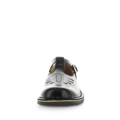 JENNY-Y by WILDE SCHOOL - iShoes - School Shoes, School Shoes: Junior Girl's, School Shoes: Youth - FOOTWEAR-FOOTWEAR