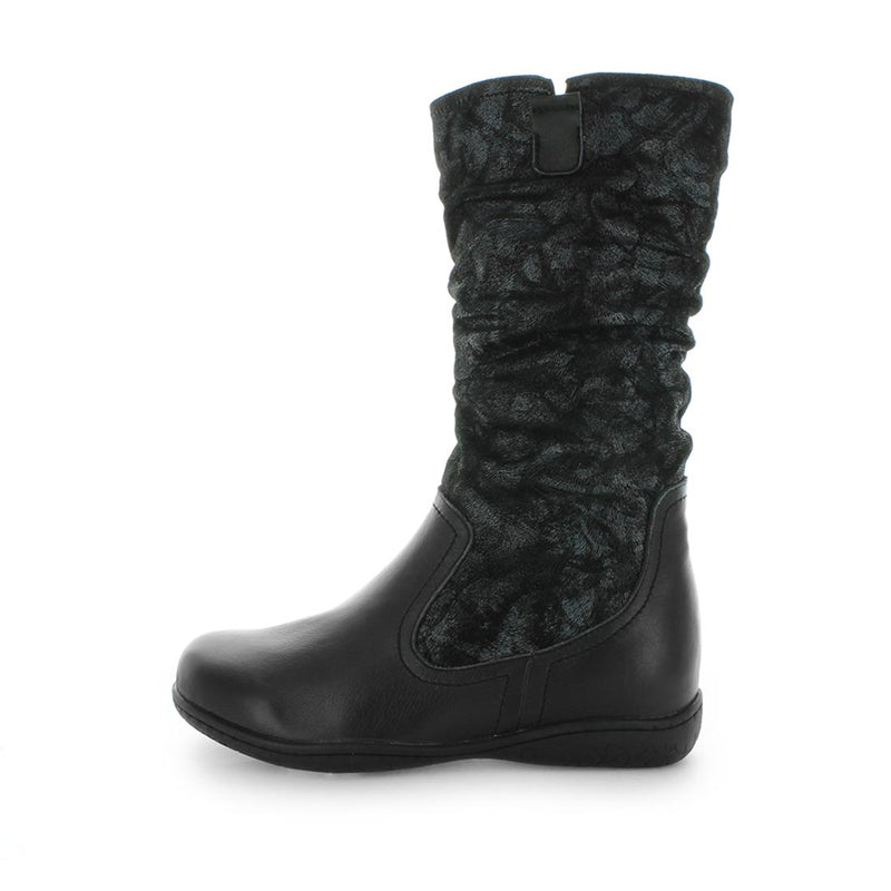 Soft Tread - womens leather boots - belenos
