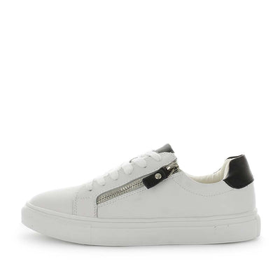 womens lifestyle shoes, womens shoes, womens white sneakers, just bee