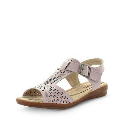 CATALINA by JUST BEE - iShoes - What's New, What's New: Most Popular, What's New: Women's New Arrivals, Women's Shoes, Women's Shoes: Flats, Women's Shoes: Sandals shoes, fashion shoes,  comfort shoes, women's shoes, women's sport shoes, woman's work shoes, women's heels, heels, boots, casual shoes, causal boots, casual footwear, comfort footwear, home shoes, casual footwear, colour shoes,