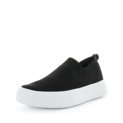 Censes by just bee - Ishoes - just bee comfort - womens sneakers - womens flats - womens comfort shoes - featherlite technology built lightweight active shoe sneaker for women on the go - slip-on shoe with a padded sock
