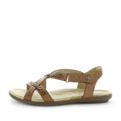 womens sandals, ladies sandals, adjustable velcro strap sandal, leather sandal, arch support sandal, planet shoes, planet cherie, planet sandals, cherie