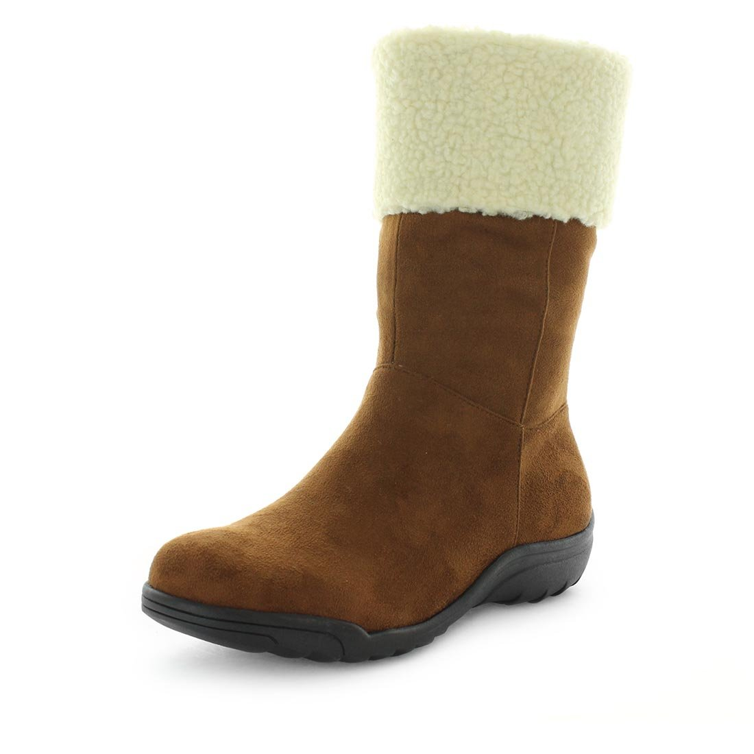 Womens faux fur boots, womens long boots, womens boots, just bee boots