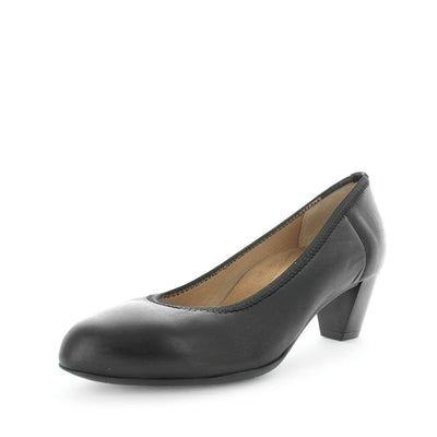 delly, desiree, total flex, soft leather heel, leather heel, spanish shoes, spanish heels, shoes made in spain, spanish leather shoes, comfort heels, flexible heels, non slip outsole