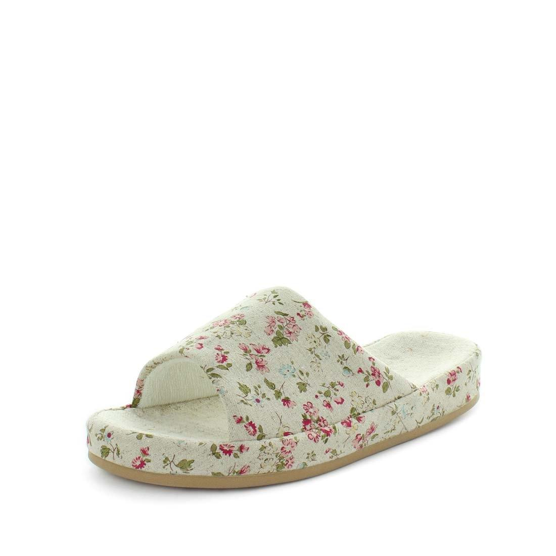 Everly by panda slippers - slip on style slippers that are environmentally friendly, hemp design and odor controlling materials - indoor and out door slippers - slide style slippers - womens slippers - womens summer slippers - panda slippers
