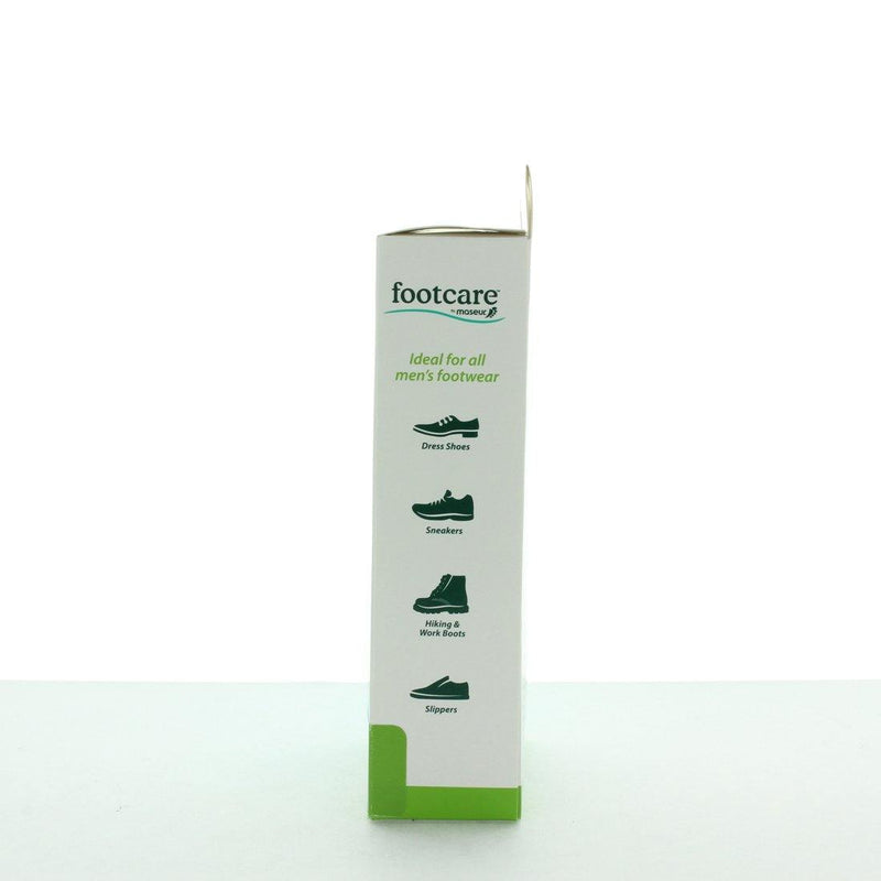 MENS LATEX INSOLES by FOOTCARE - iShoes - Accessories, Accessories: Shoe Care - FOOTWEAR-FOOTWEAR