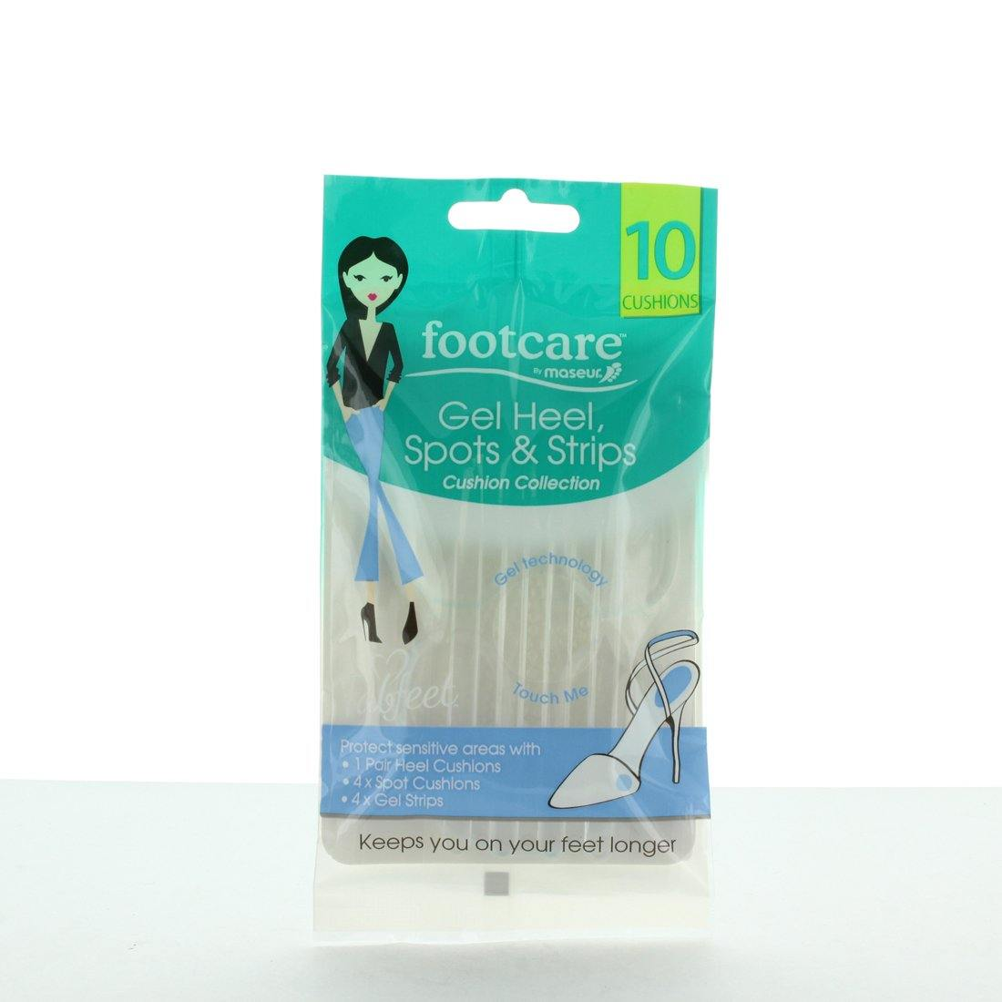GEL HEEL SPOTS by FOOTCARE - iShoes - Accessories, Accessories: Shoe Care - SHOECARE-UNISEX