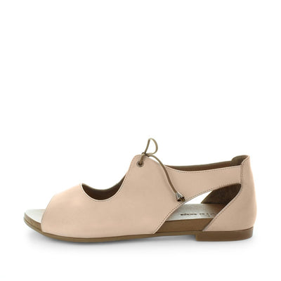 womens flats, ladies flats, leather flats, open toe flats, soft leather shoes, flexible rubber flats, lace up adjustable flats, zola, hallora