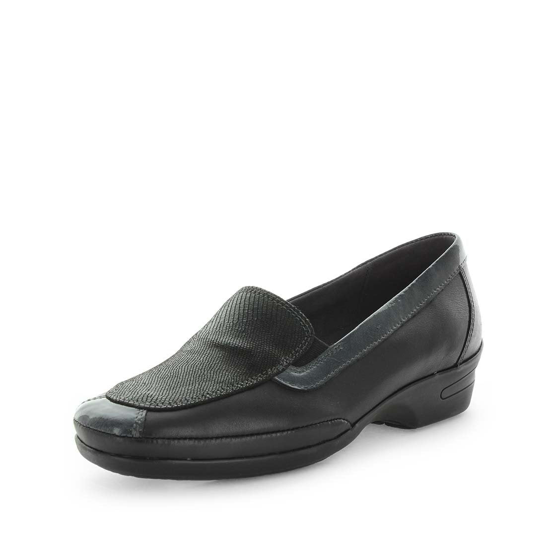 Womens leather loafer, womens comfort shoes, womens all leather flat shoe, kiarflex, kalani