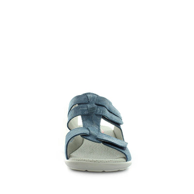 KILEY by KIARFLEX - iShoes - Wide Fit, Women's Shoes, Women's Shoes: European, Women's Shoes: Sandals, Women's Shoes: Wedges - FOOTWEAR-FOOTWEAR