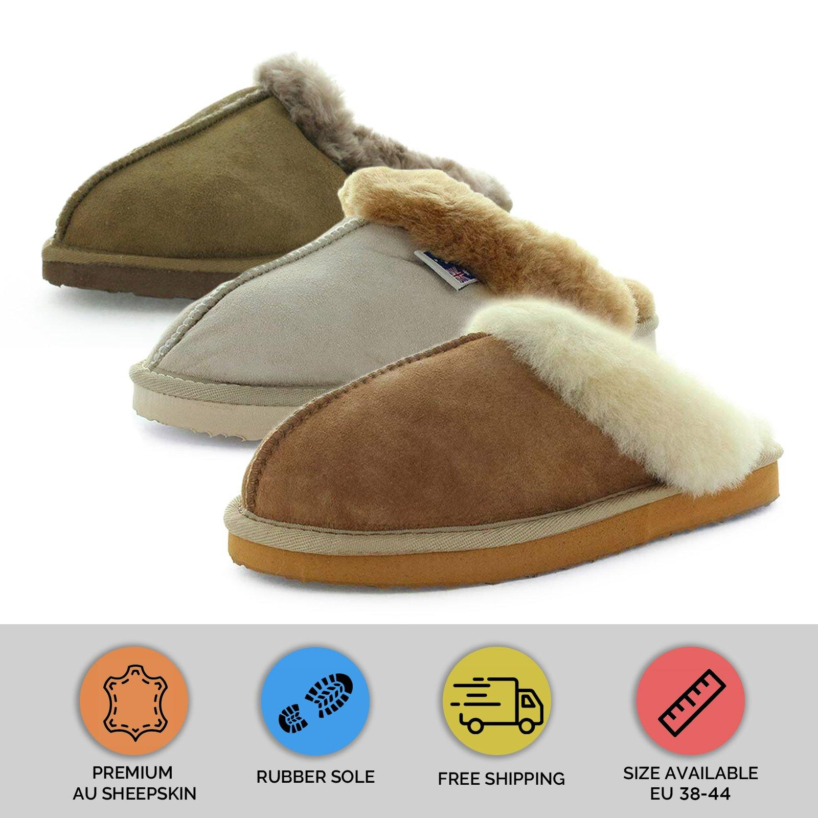 LADY SCUFF by YELLOW EARTH - iShoes - Sale, Women's Shoes, Women's Shoes: Slippers - FOOTWEAR-FOOTWEAR