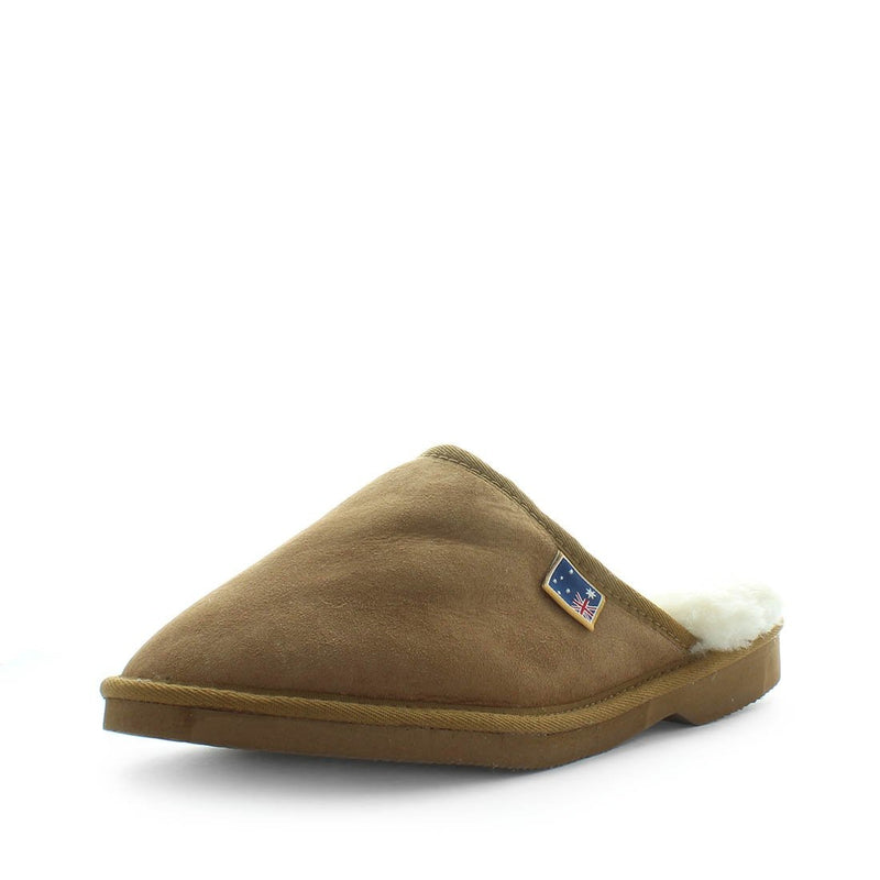 MEN SCUFF by YELLOW EARTH - iShoes - Men's Shoes, Men's Shoes: Slippers, Sale - FOOTWEAR-FOOTWEAR