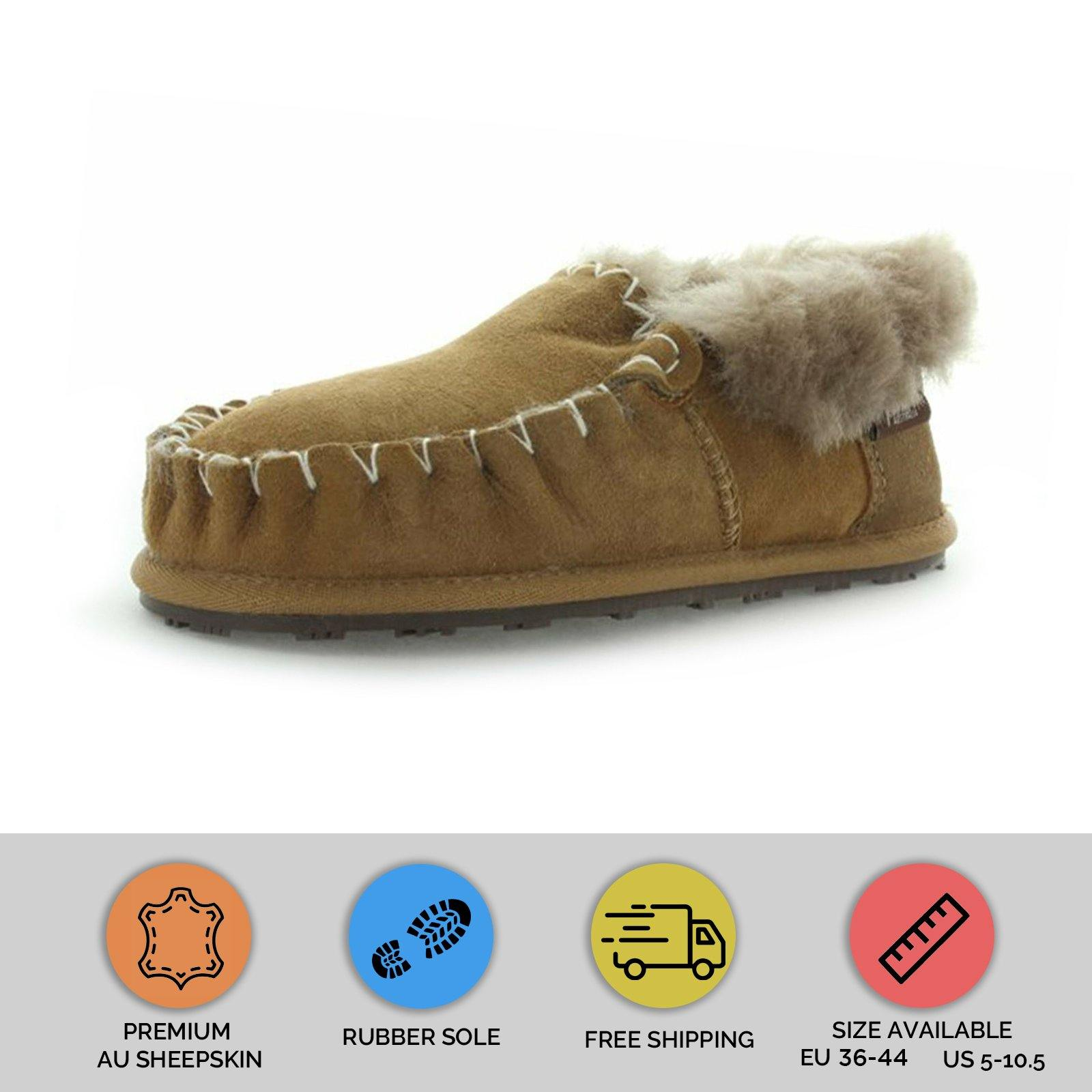 MOCCASIN S by YELLOW EARTH - iShoes - Sale, Women's Shoes, Women's Shoes: Slippers - FOOTWEAR-FOOTWEAR