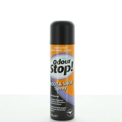 ODOUR STOP SPRAY by FOOTCARE - iShoes - Accessories, Accessories: Shoe Care - SHOECARE-UNISEX