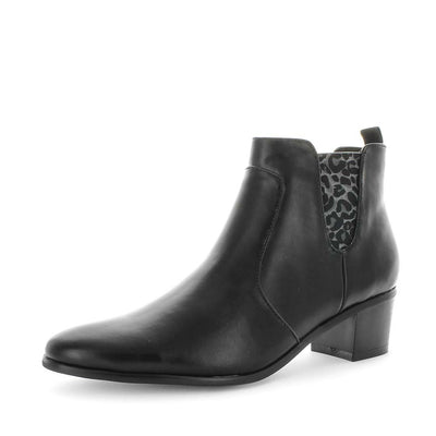 womens ankle boots, synthetic boots, ankle boots, wilde