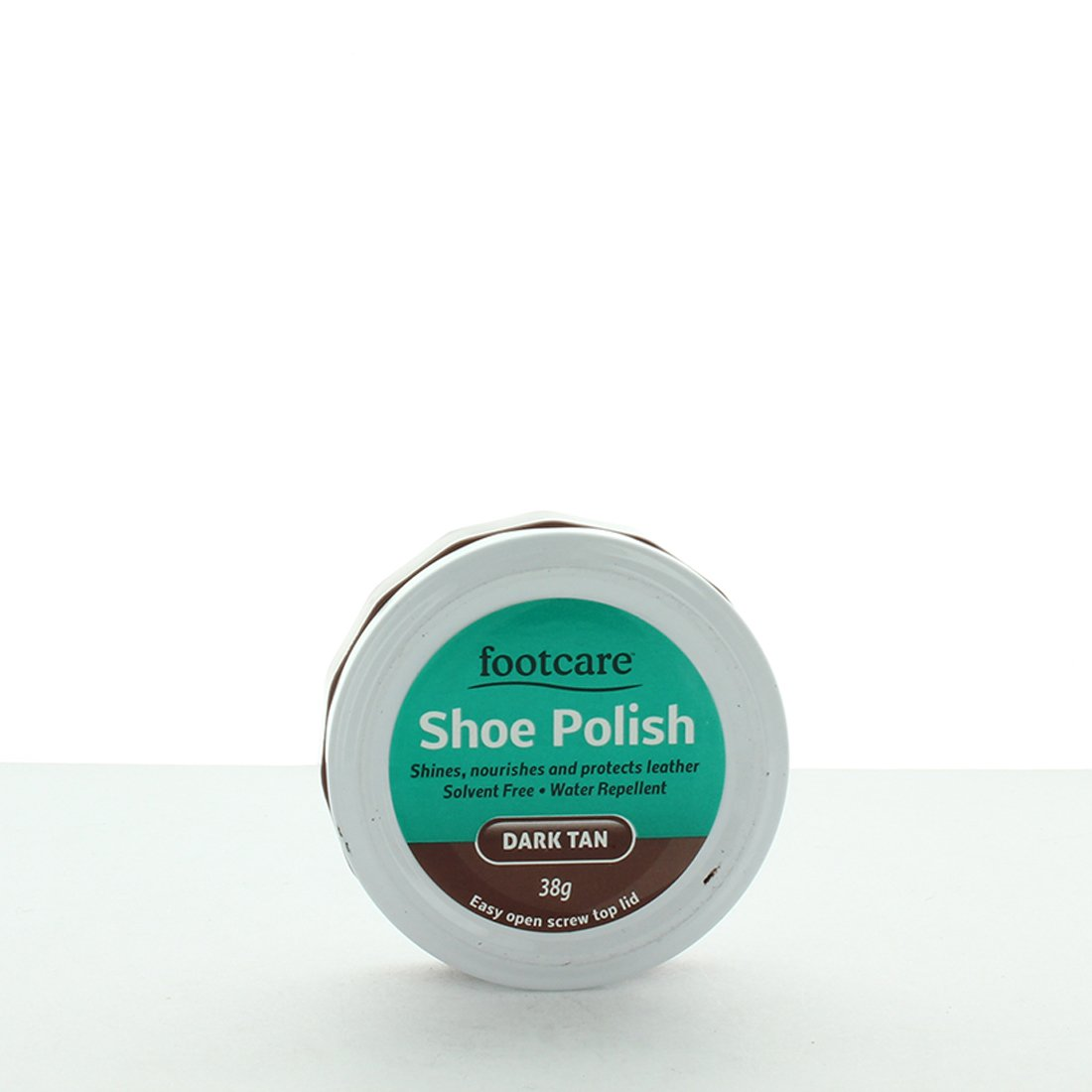 DARK TAN POLISH by FOOTCARE - iShoes - Accessories, Accessories: Shoe Care - FOOTWEAR-FOOTWEAR