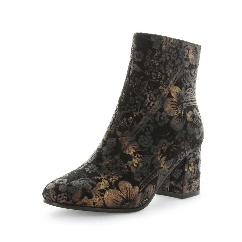 Womens boots, womens printed boots, womens synthetic boots, silvana by wilde