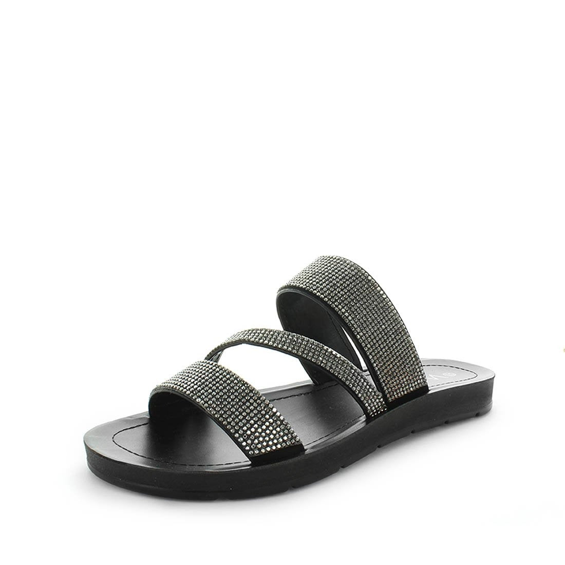 womens slides, womens summer sandals, ladies slip on sandals, wilde shoes, soar