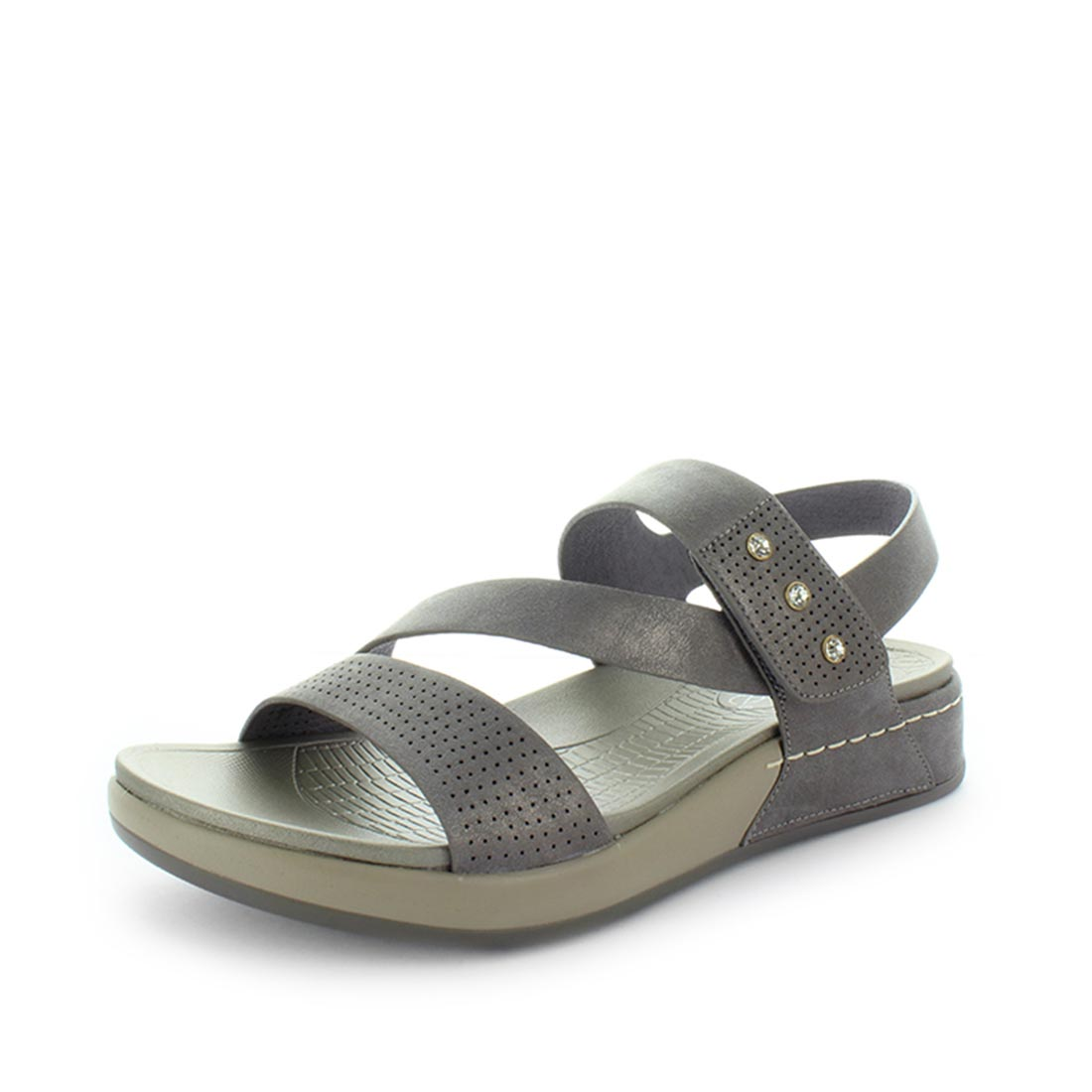 womens sandals, womens synthetic sandals, ladies slip-on sandals, wilde shoes, womens pu thongs