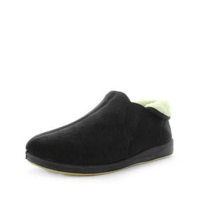 men's slipper, panda, tezza, comfort, boot
