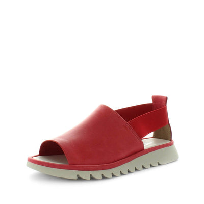 wat is wav, the flexx, womens shoes, ladies shoes, elastic slip on shoe, ladies comfort shoe, womens leather shoes, womens leather slip ons, womens italian leather shoes, ladies italian leather slip ons, red womens italian leather shoes, red womens shoes made in italy, cherry colour slip ons, cherry shoes, red shoes