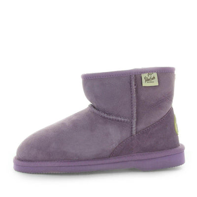 yeoz, yellow earth, boot slipper, comfort, warm shoes