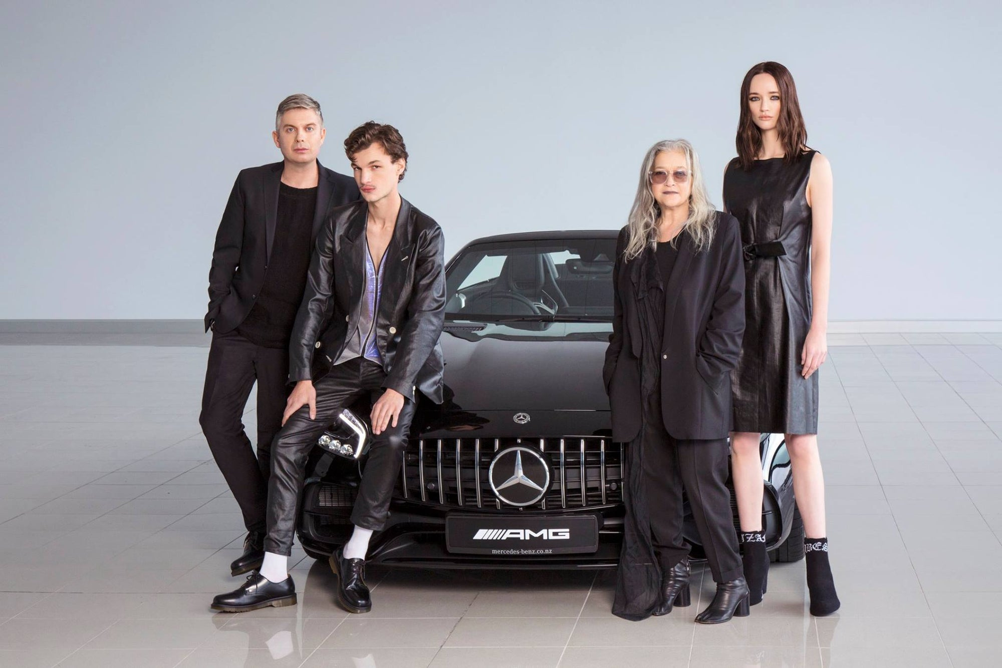 Mercedes-Benz Presents Zambesi AW 2018