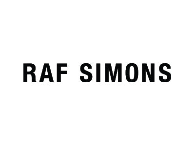 Shop Raf Simons menswear online shipping worldwide from New Zealand