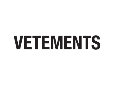 Shop Vetements mens and womens with worldwide shipping from New Zealand