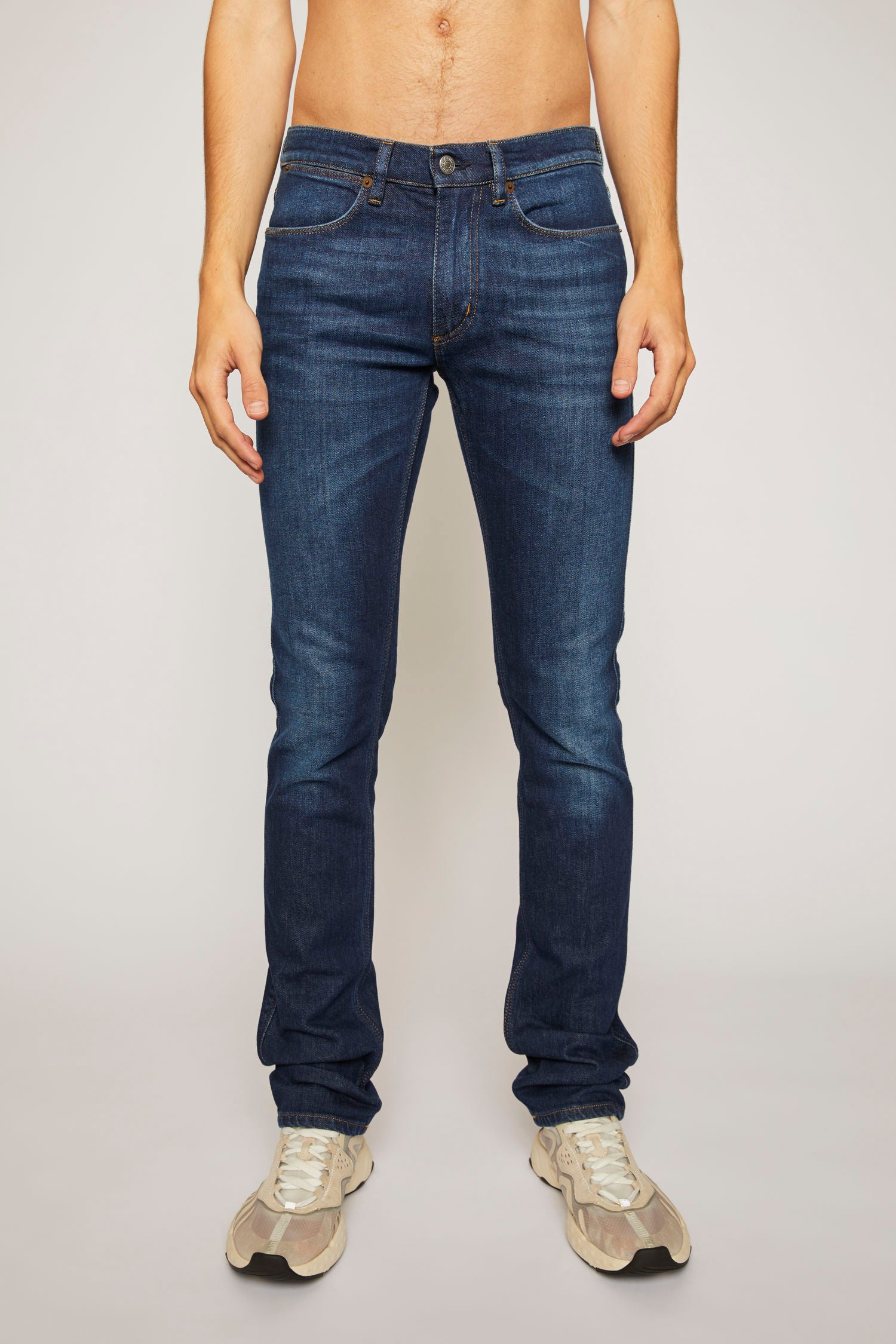 MAX DARK BLUE DENIM
