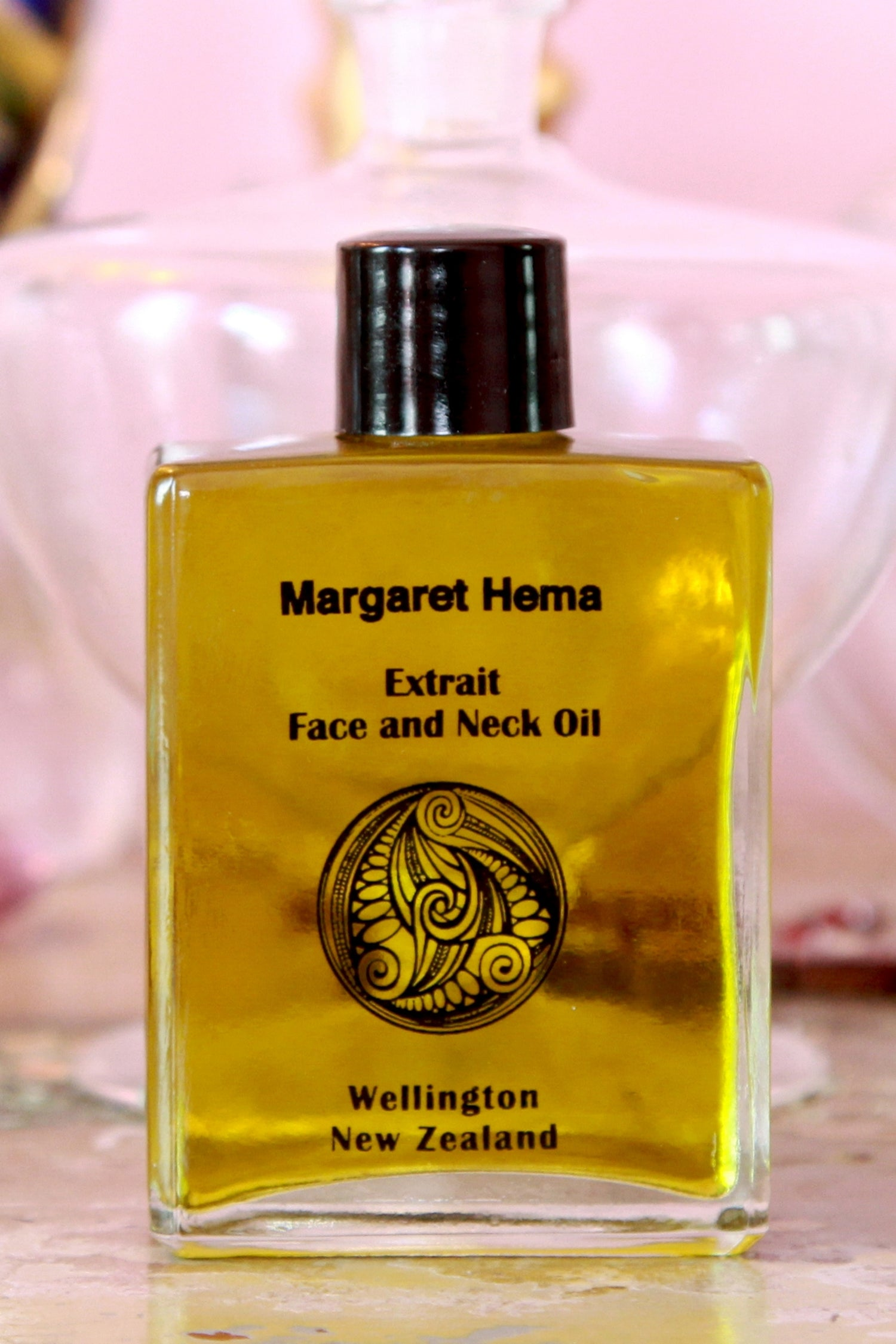 HEMA EXTRAIT FACE AND NECK OIL