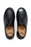 DR MARTENS CUT OUT STEEL TOE