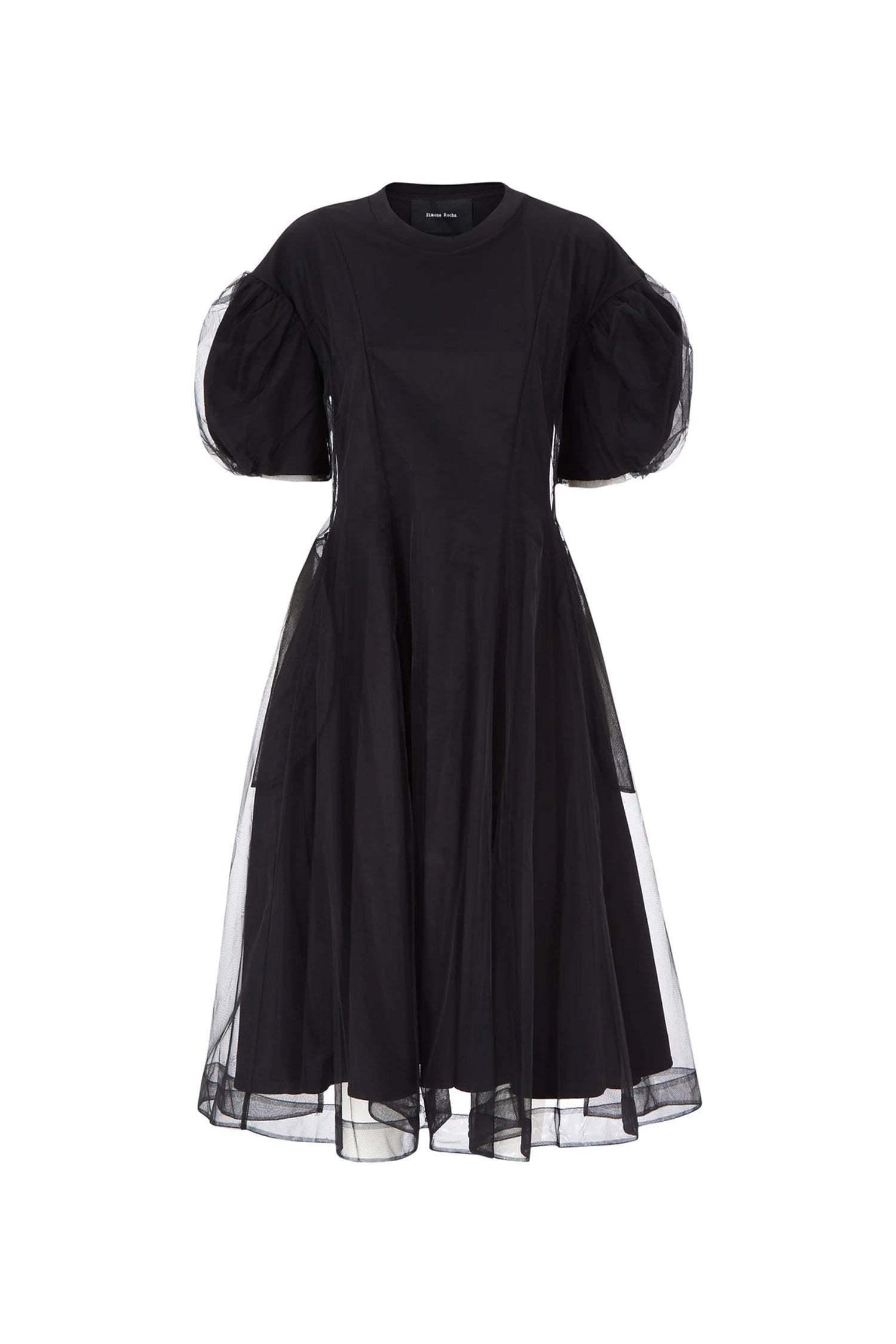 TULLE OVERLAY DRESS (S21)