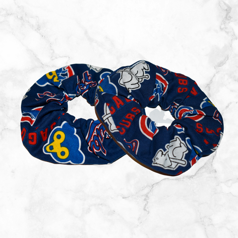 Chicago Cubs | scrunchies