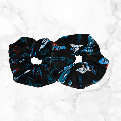 Miami Marlins | scrunchies