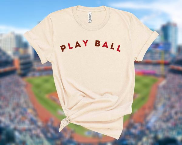 i'd rather be at the ballpark | unisex tee