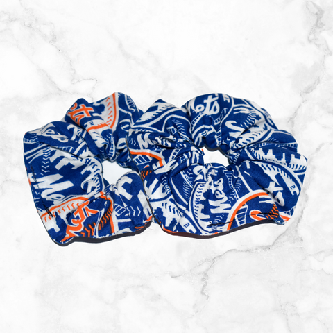 New York Mets | scrunchies