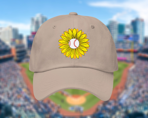 sunflower | dad hat