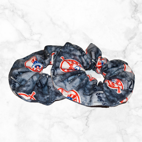 New York Yankees | scrunchies