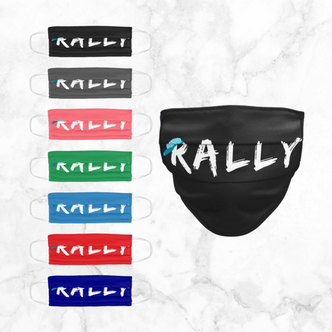 rally | face mask