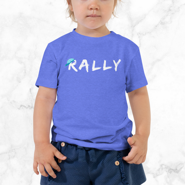 rally | toddler tee