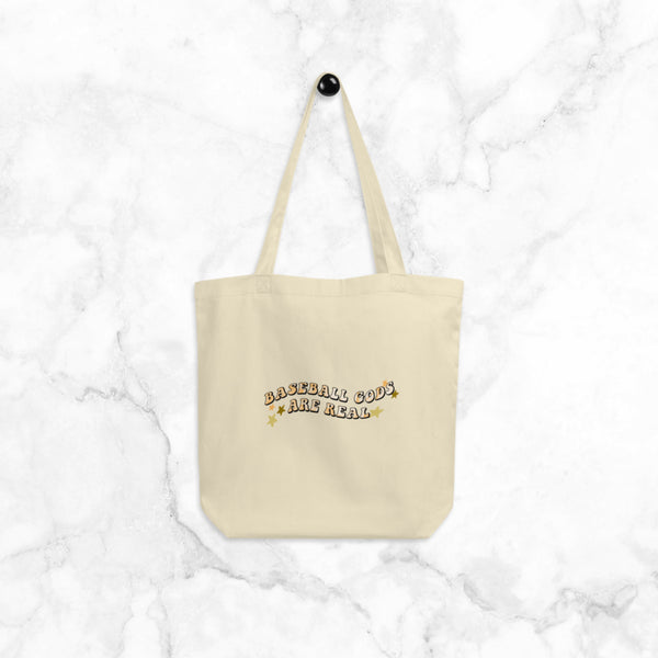 Baseball Gods are Real | tote bag