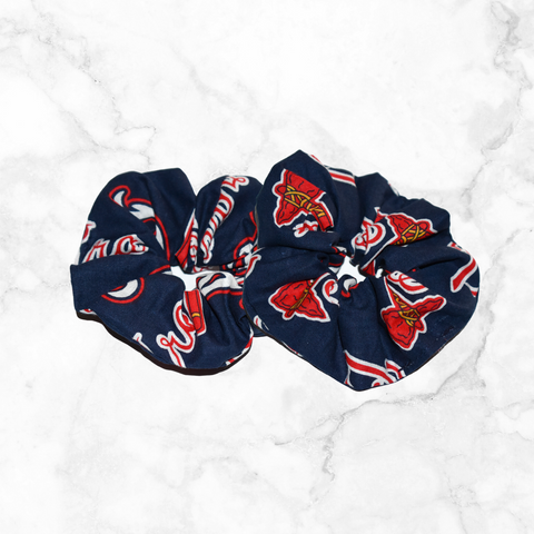 Atlanta Braves | scrunchies