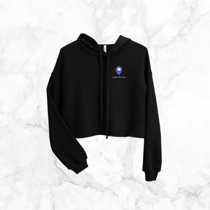 No Place Like Home | Cropped Hoodie