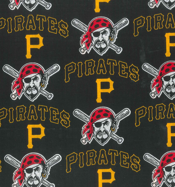 Pittsburgh Pirates | scrunchies