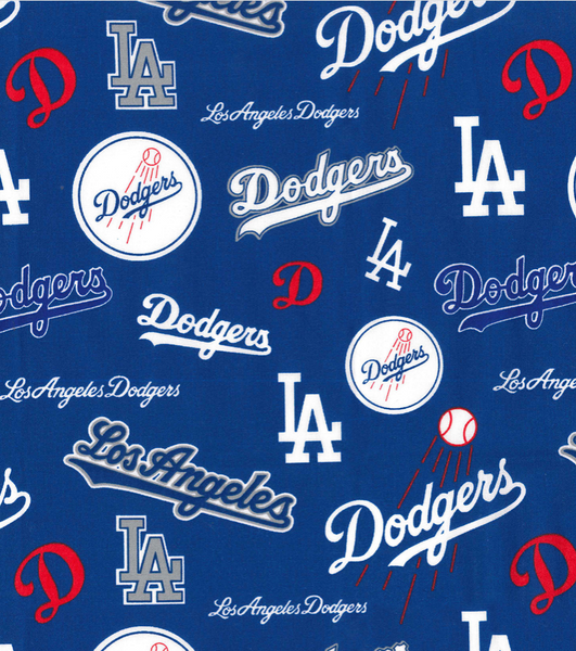 Los Angeles Dodgers | scrunchies