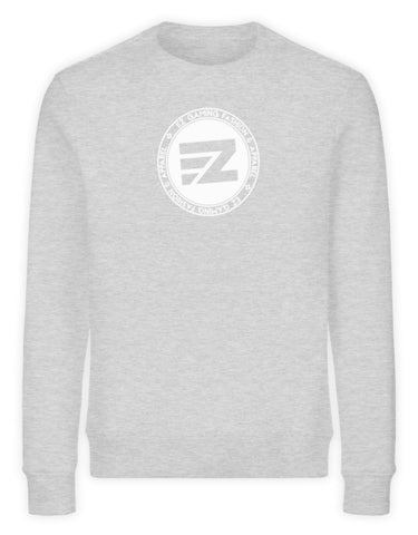 EZ Fashion Sweatshirt aus Bio-Baumwolle in heather grey