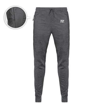 Dark Heather Jogger