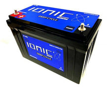 Load image into Gallery viewer, 12 Volt 100Ah Lithium Deep Cycle Battery