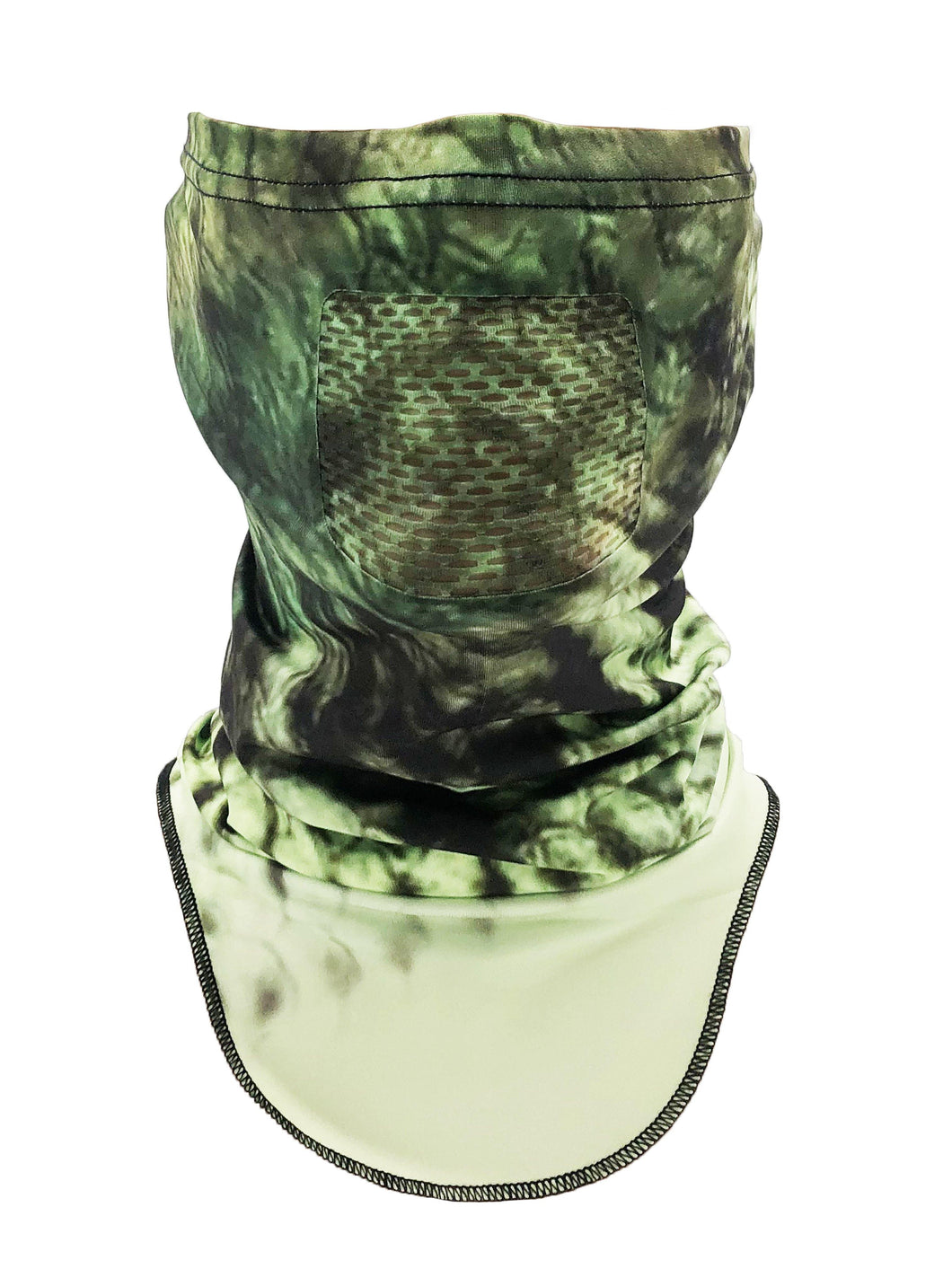 Sportsman Series Gaiter, Face Mask-Bass - Hardcore Fish & Game